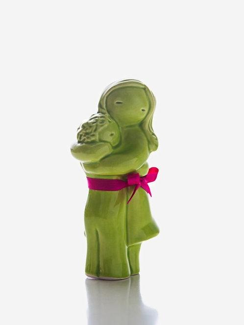 Abraço Mãe com Menino