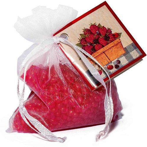 Mini-Resinas Perfumadas Frutos Vermelhos