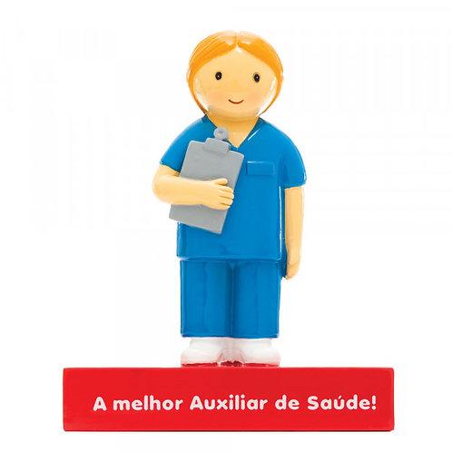 A melhor Auxiliar de Saúde!