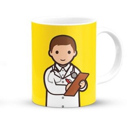 Caneca - O melhor Médico!