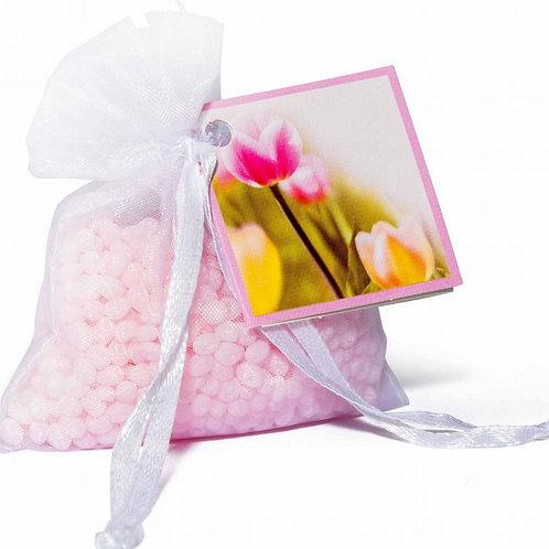 Mini-Resinas Perfumadas White Tulip