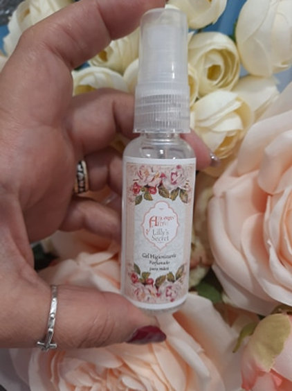 Gel Higienizante - Lilly's Secret