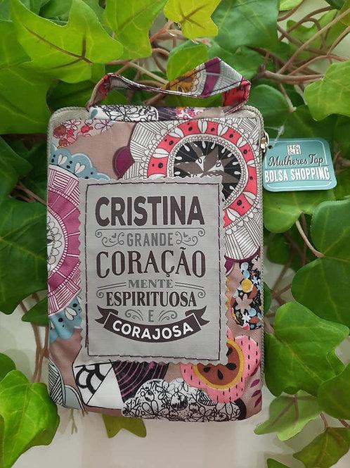 Cristina - Shopping Bag