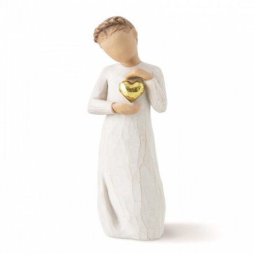 Keepsake - Lembrança ou Menina do Coração de Ouro