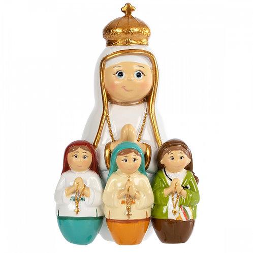 Aparição Nossa Senhora de Fátima