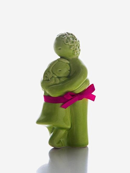Abraço Pai com Menina