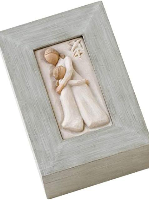 Mother and Daughter Memory Box - Caixa de memórias para mãe e filha