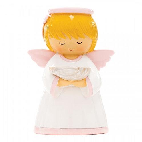 Batismo - Anjo da Guarda Rosa