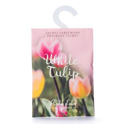 Sachets Perfumados White Tulip