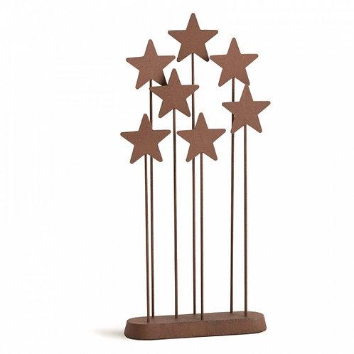Metal Star Backdrop - Pano de fundo estrela de metal