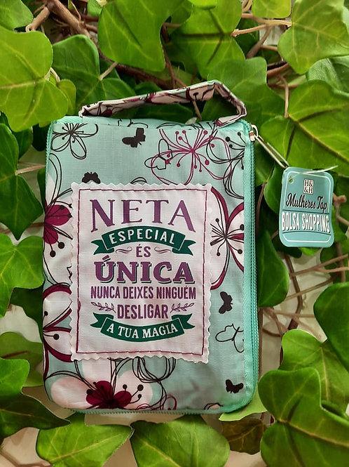 Neta Especial - Shopping Bag