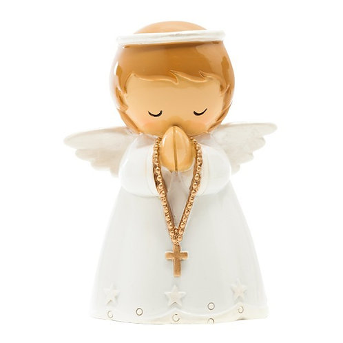 Anjo da Guarda (pérola/dourado)