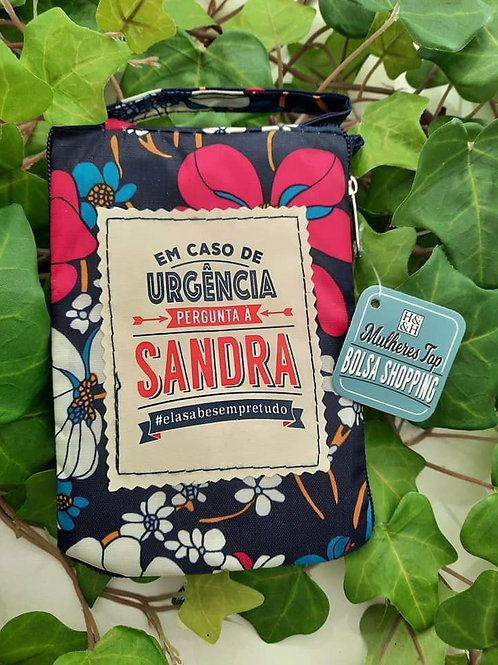 Sandra - Shopping Bag