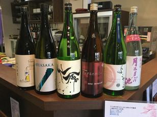 日本酒バル報告