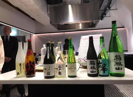 横浜桜酒亭五周年記念パーティ