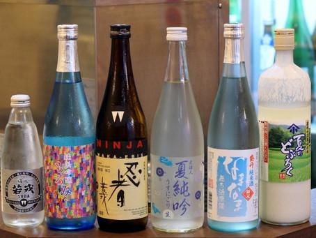 7月の桜酒亭の日~夏酒を楽しむ!