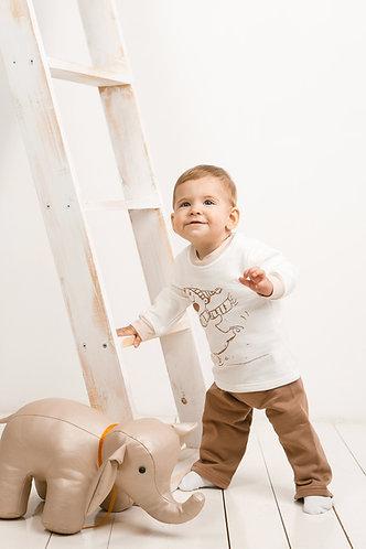 Пижама для мальчика Арт. 976