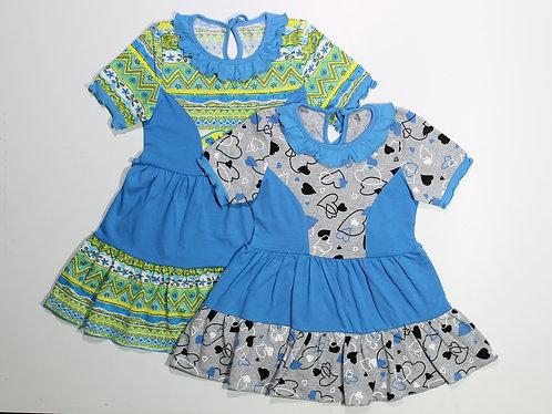 Платье для девочки Арт. 140