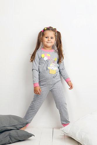 Пижама для девочки Арт. 985