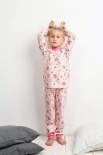 Пижама для девочки Арт. 905