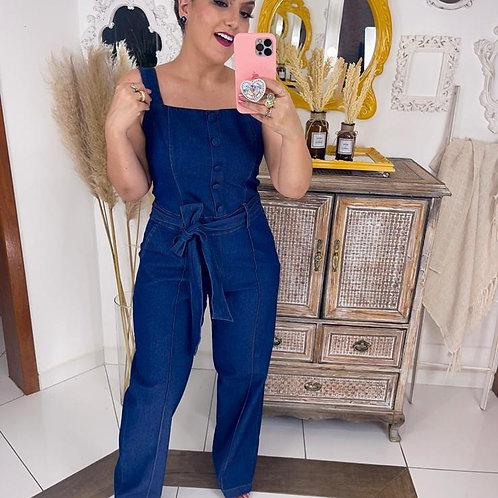 Macacão Jeans Mia