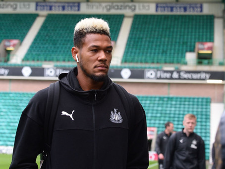 Joelinton speaks about his aims for Newcastle & Brazil