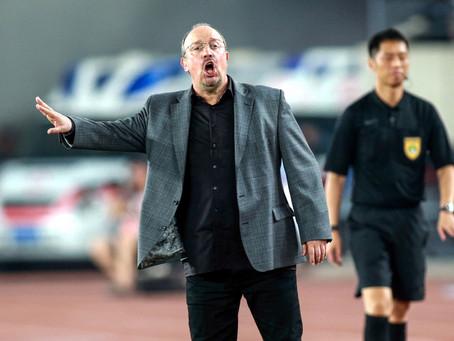 """""""I didn't trust them"""" says Rafa Benitez"""