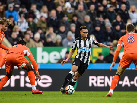 Jacob Murphy admits to placing pressure on himself