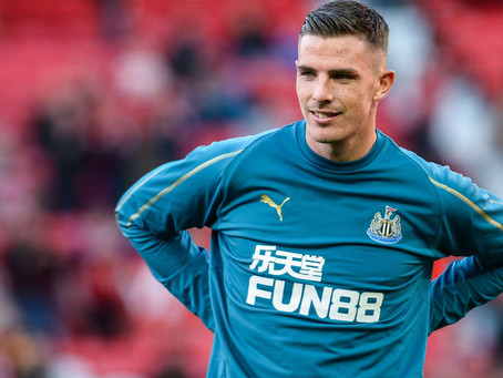 Ciaran Clark wants more game time after helping keeping a clean sheet