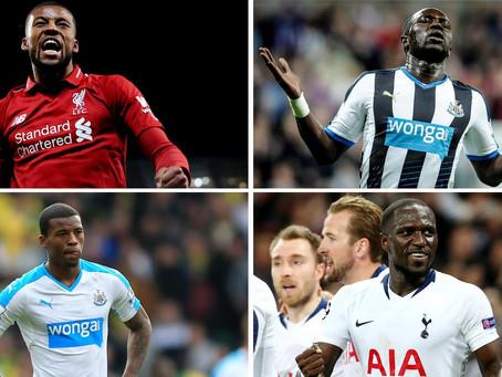 Rafa Benitez opens up on Wijnaldum & Sissoko