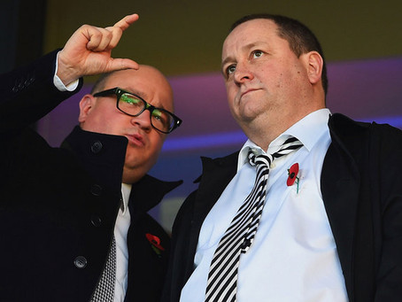 Is it too little too late for Mike Ashley?