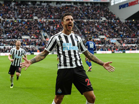 Joselu admits he tries hard to score but knows people judge him