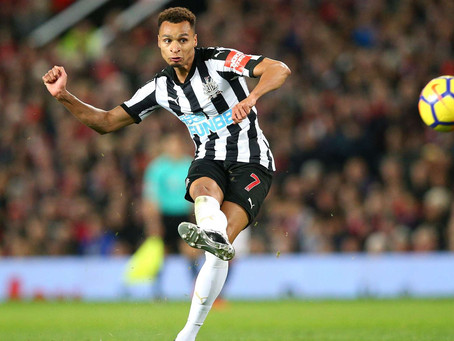 Jacob Murphy is aiming to have a breakthrough season in 2018/19