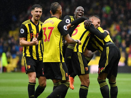 Watford - taking a look at what we're up against