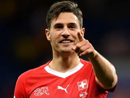 Fabian Schar believes Switzerland can win the Nations League