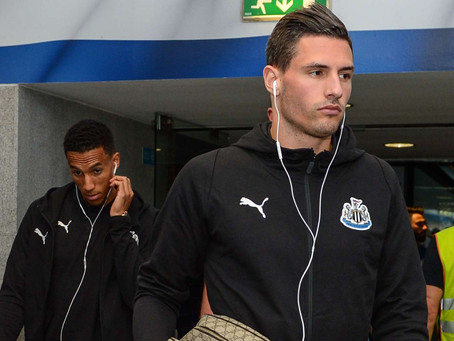 Fabian Schar feels for Florian Lejeune but he is here to play