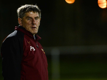 Beardsley happy with the win over Reading