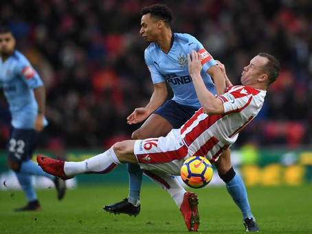 Jacob Murphy delighted with the win over Stoke