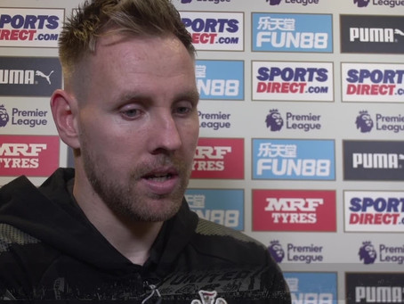 We need to learn says Rob Elliot