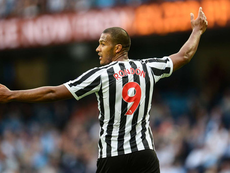 Salomon Rondon is ready for Crystal Palace
