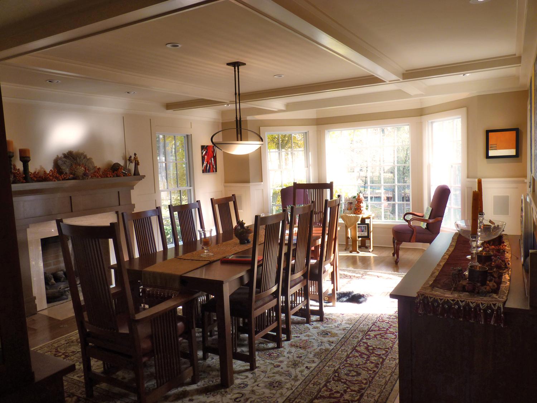 DINING ROOM | J CALPIN CUSTOM