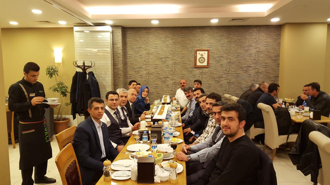 Fuar İstanbul Yemek