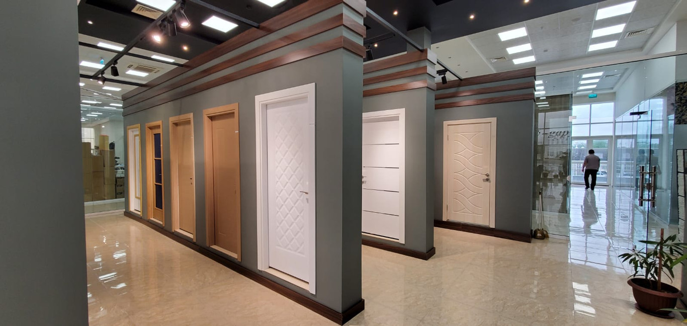Türkmenistan Aşkabat-Fabrika Satış Showroom 1