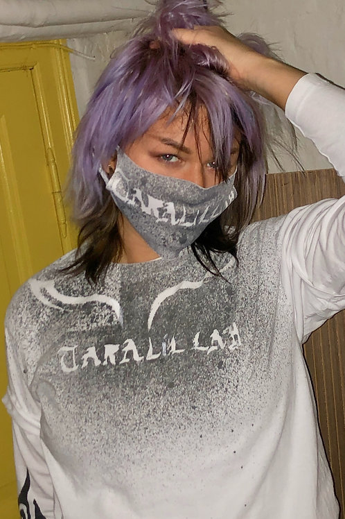 Taralillah // SPECIAL EDITION // White Dott Fond T-Shirt