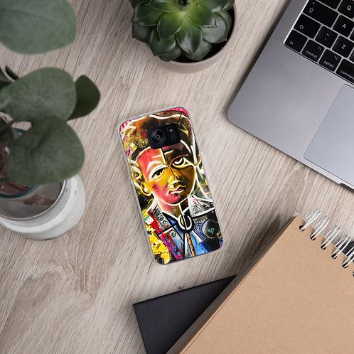 Samsung Case - Marie Curie - by Schirka El Creativo