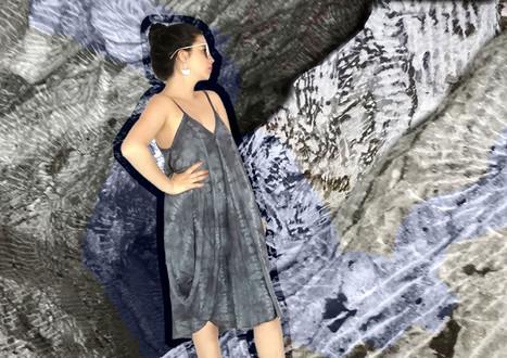 Vestido Granito