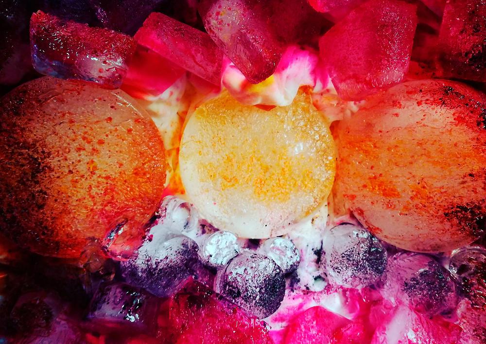 ice dye, singular,
