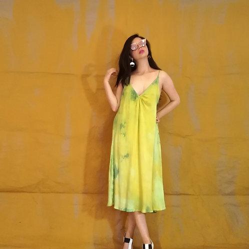 Vestido Pinceladas N°54