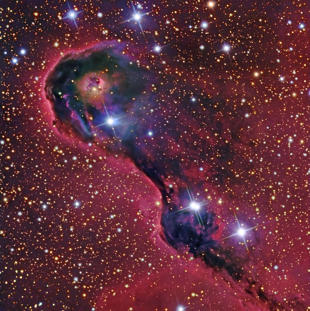 universe nebulosa universo estrellas nasa