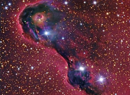 A través del Universo: un viaje de la conciencia.